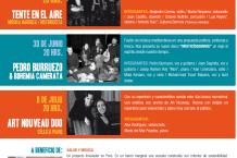 """""""Siembra un futuro"""" el 30 de junio Concierto solidario(BCN)"""