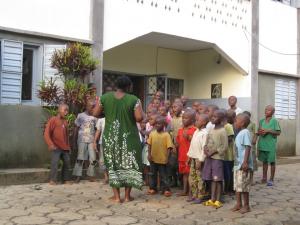 Niños Kentaja Nkongsamba